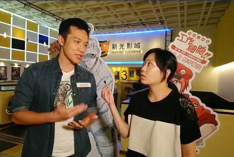 小兒科醫師陳映庄推薦《工作細胞 特別上映版》。