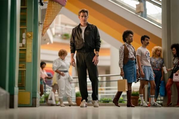 《 神力女超人1984 》最新釋出的劇照中,是否代表 史提夫崔佛 將會回歸?