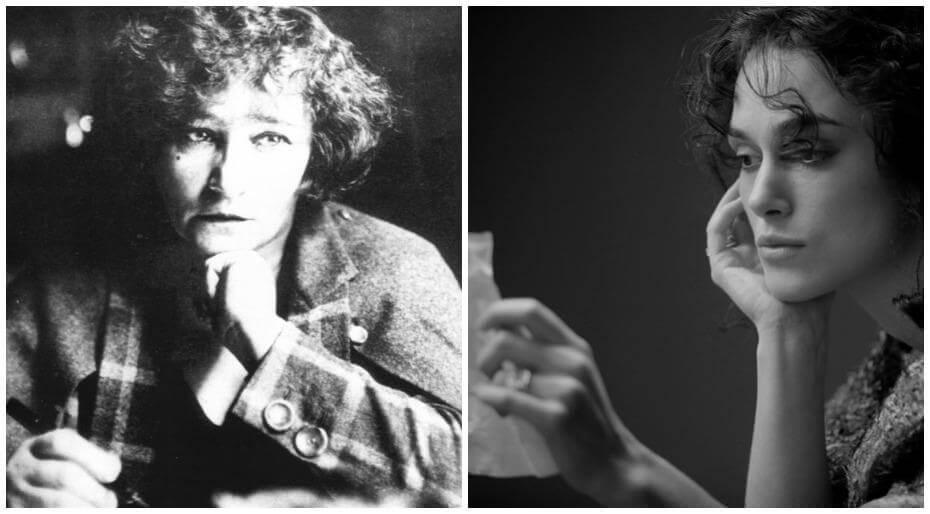 《 科萊特 》(Colette), 由 綺拉奈特莉 飾演 法國傳奇女作家科萊特