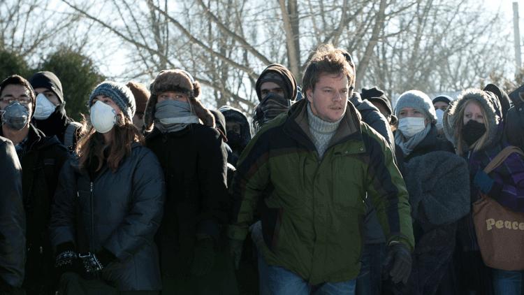2020 年武漢肺炎引發的恐慌令人想起 2011 年由史蒂芬索德柏執導的《全境擴散》劇情。