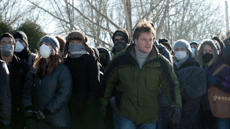 突然間,《全境擴散》成為全世界最受關注的電影之一:我們已經活在這部電影之中