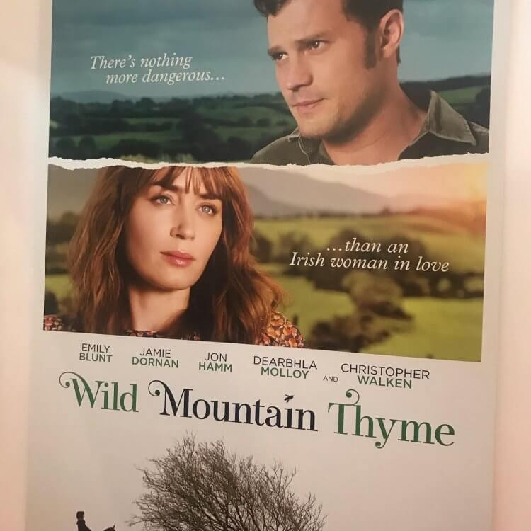 等了一年「高顏值組合」艾蜜莉布朗、傑米道南及喬漢姆《Wild Mountain Thyme》最新劇照曝光!約翰派屈克史丹力繼《誘.惑》後最新力作,12 月上線