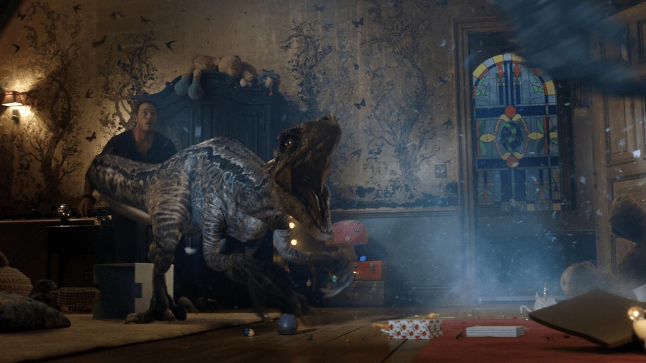 《侏羅紀世界:殞落國度》發表最終預告 隱藏版恐龍搶先兩週在台曝光首圖
