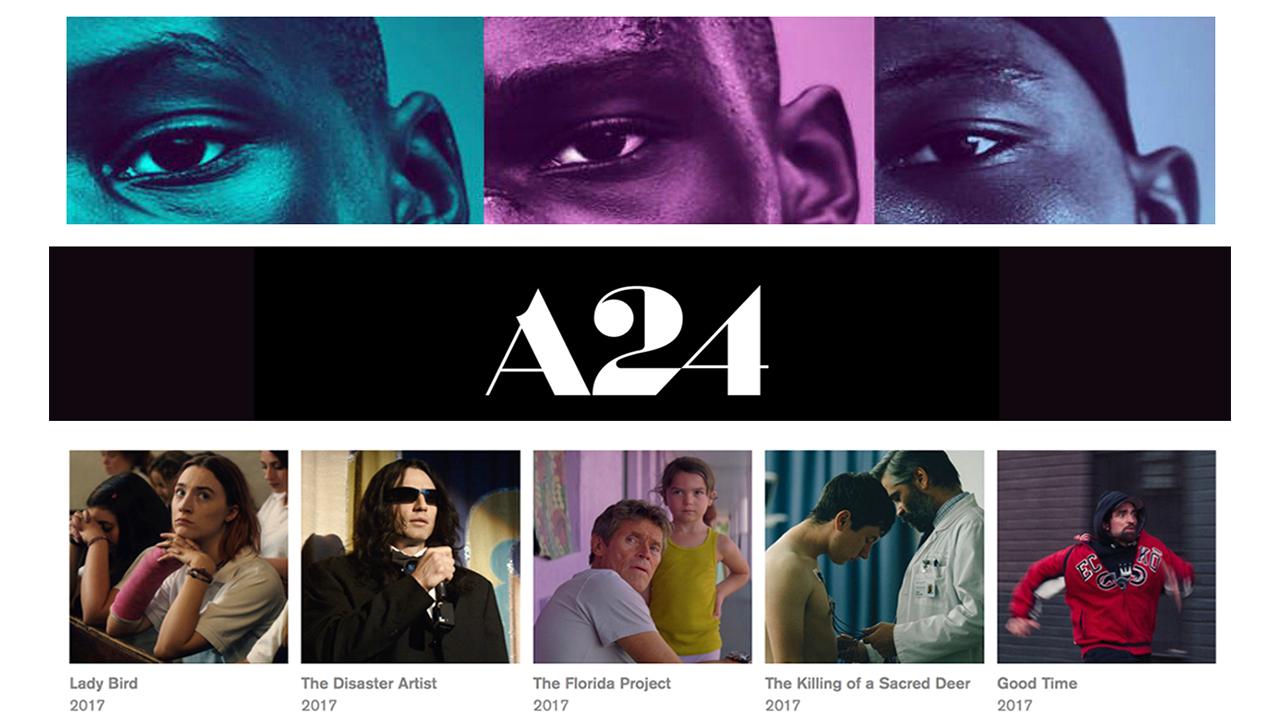 影評人的最愛!影迷們最值得關注的獨立製片公司「A24」