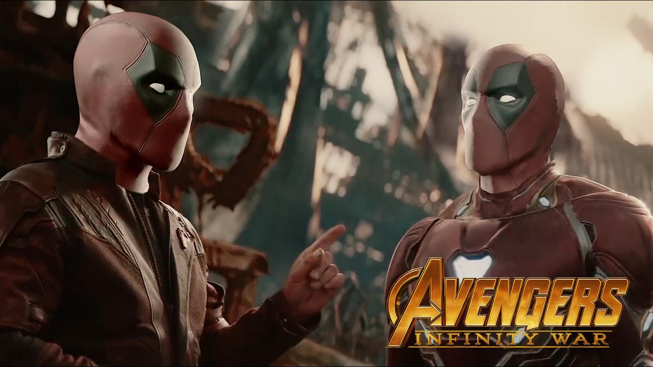 【影音】Deadpool 死侍惡搞版《復仇者聯盟3》預告 有沒有這麼會嘴(笑)