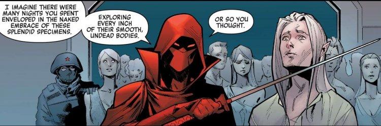 《黑寡婦》紅房介紹-紅寡婦