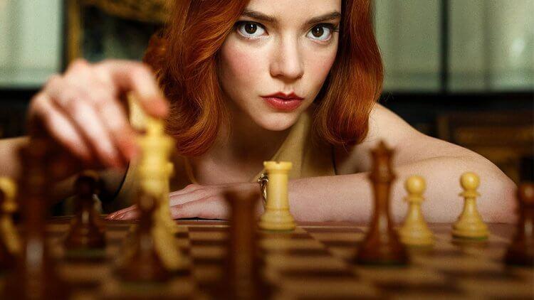 《后翼棄兵》影評:天才少女征服西洋棋界、而安雅征服了觀眾首圖