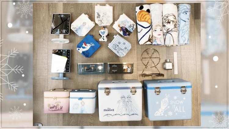 【神開箱】冰雪風暴強襲!《冰雪奇緣2》7-ELEVEN 冰紛生活集點商品搶先看,拿起錢包,回應它的呼喚!首圖