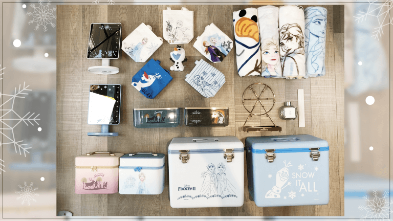 【神開箱】冰雪風暴強襲!《冰雪奇緣2》7-ELEVEN 冰紛生活集點商品搶先看,拿起錢包,回應它的呼喚!
