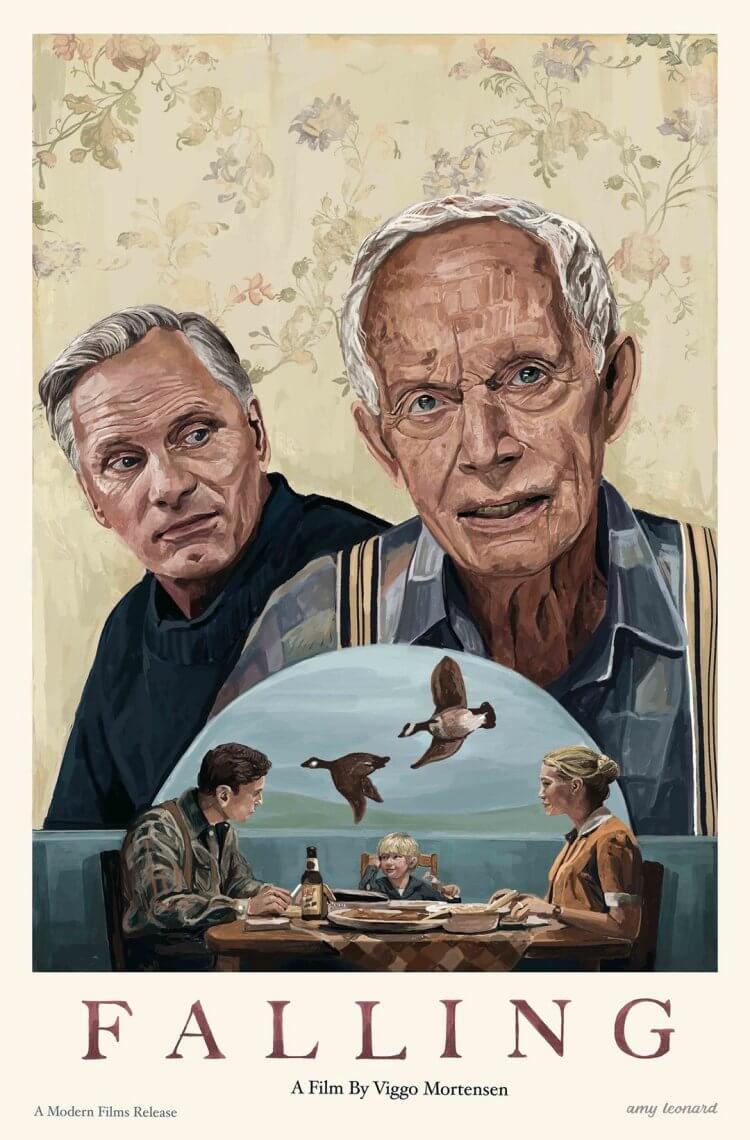 維果莫天森電影《親情解鎖》自編自導更自演同志主角,面對與恐同失智老父間令人心碎又寫實的家族物語