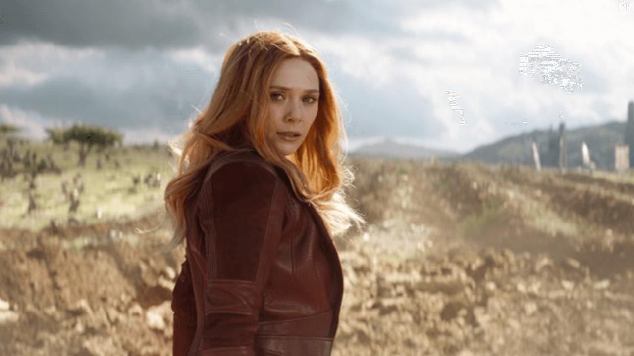 【復仇者聯盟】《復仇者聯盟3 : 無限之戰》中,緋紅女巫的口音怎麼了?