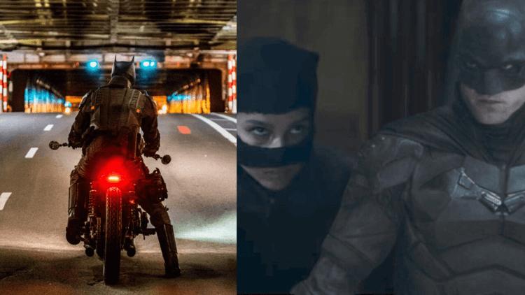 羅伯派汀森版《蝙蝠俠》最新電影片場照流出:更多高譚市樣貌、蝙蝠俠與貓女並肩騎車片段曝光首圖