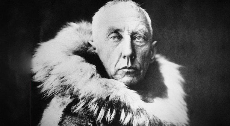史料中的羅爾德阿蒙森,首位踩上南極點的探險家故勢將在《極地先鋒》電影中揭露。