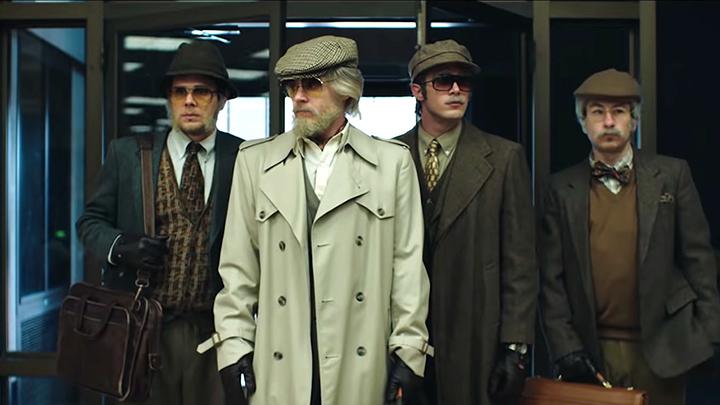 真人實事改編 《 美國動物 》 伊凡彼得斯 帶頭劫書,仿造電影上演驚奇犯罪