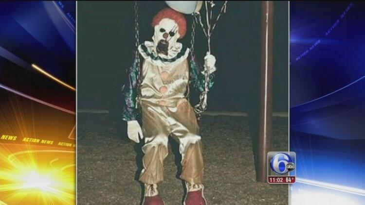 小丑幫 (ClownGanng) 的真實照片。