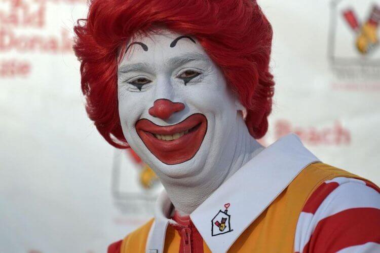 小丑叔叔至今一直保持低調,麥當勞選擇冷處理這位吉祥物。