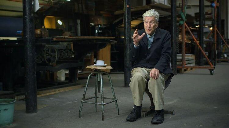 美國超現實電影大師大衛林區,分享創作《橡皮頭》的獨門心法。