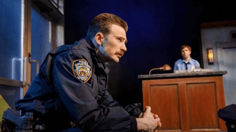 卸下美國隊長身分的克里斯伊凡,在其他影劇作品當中的形象與美隊差異甚遠。