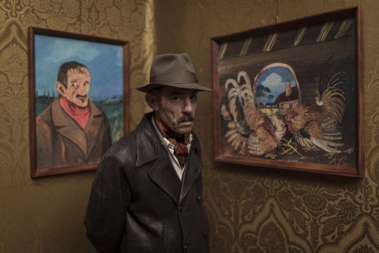 義大利金像獎-三度稱帝-艾利歐傑曼諾-飾演-義大利梵谷-安東尼奧利加布