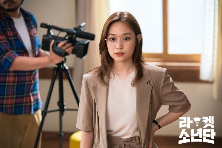 金瑟琪也將在《羽球少年團》最終回客串演出