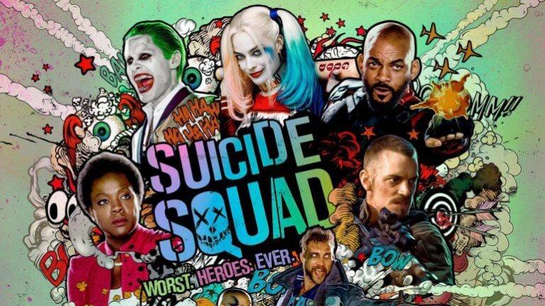 自殺突擊隊 Suicide Squad