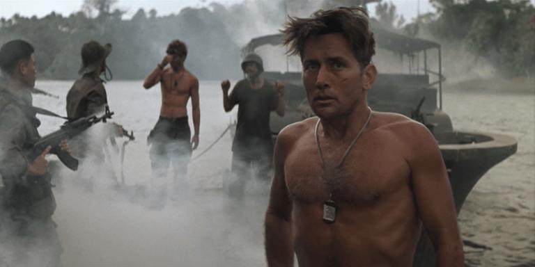 1979 年法蘭西斯柯波拉的經典越戰電影《現代啟示錄》,取而代帕西諾之的是馬丁辛,與馬龍白蘭度等影星共同演出。