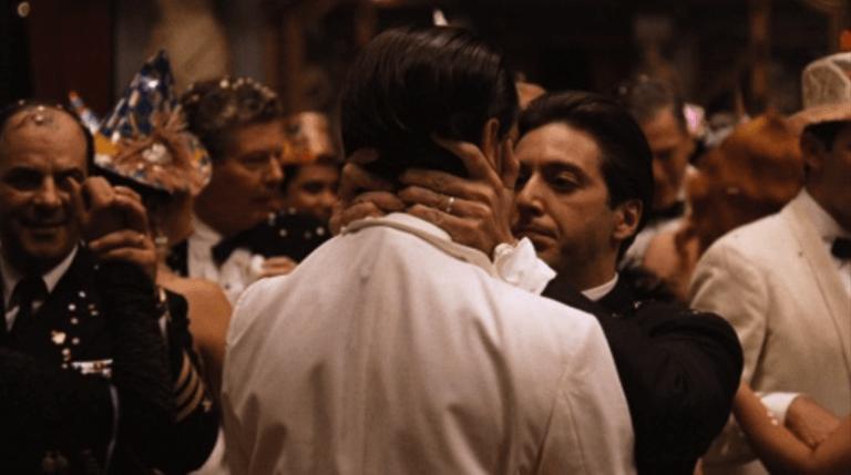 1984 年艾爾帕西諾主演的《教父 II》。