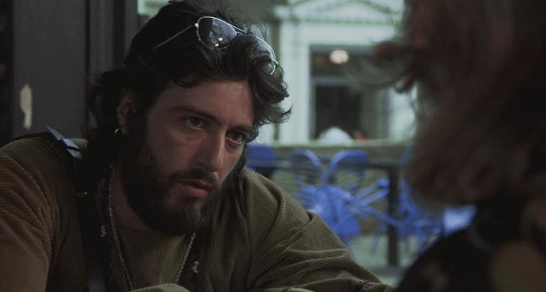 艾爾帕西諾主演,改編自警員自傳的 1973 年電影作品《衝突》。