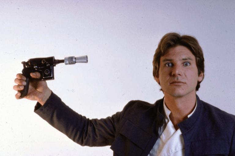 我們所熟悉的當年《星際大戰》韓索羅:哈里遜福特,但他其實也曾有辭演的念頭。