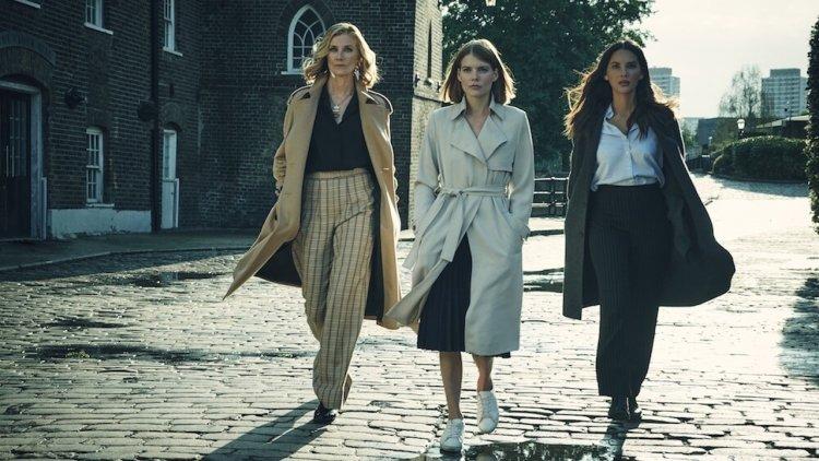 艾瑪葛林威爾、裘莉李察森、奧莉維亞穆恩主演《替身》HBO 超自然間諜驚悚影集亞洲獨家 HBO GO 線上看!首圖