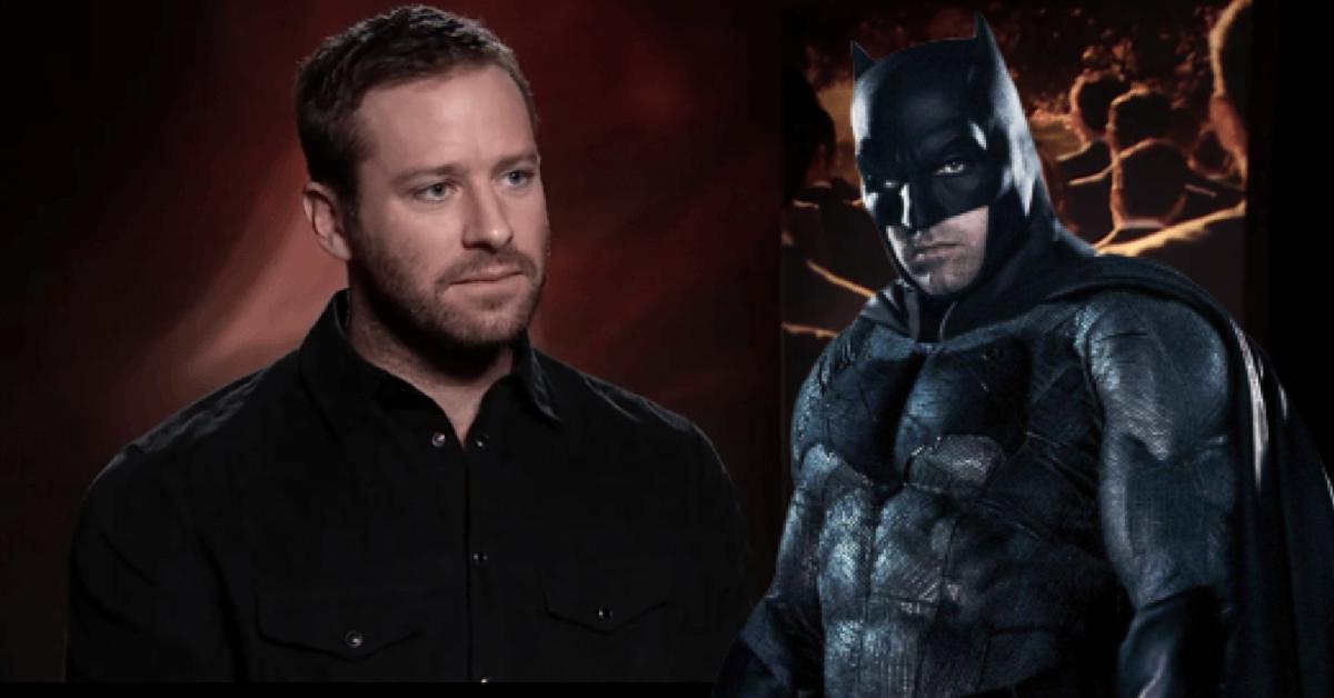 被列為下一任《蝙蝠俠》口袋名單人選? 艾米漢默出面澄清:沒人問過我啦!首圖