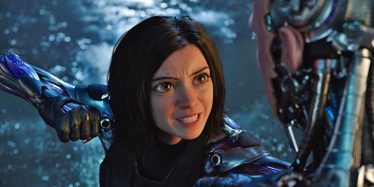 《艾莉塔:戰鬥天使》全球4億票房成績有望回本   續集計畫出現曙光!首圖