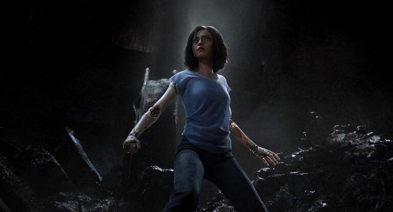 《艾莉塔:戰鬥天使》 (Alita:Battle Angel)劇照