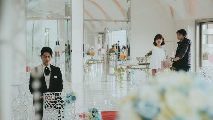 華視時尚都會台語劇《若是一個人》劇照,也可在 CATCHPLAY+ 平台線上看。