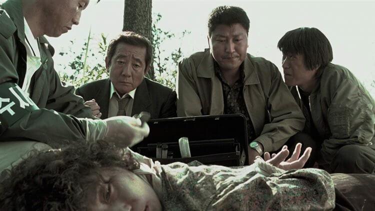 奉俊昊執導的《殺人回憶》