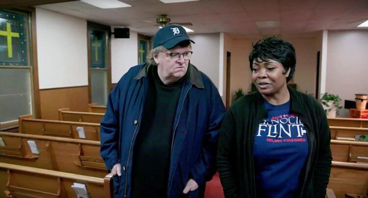麥克摩爾紀錄片電影《華氏 11/9》繼續探討美國現今的政治樣貌。