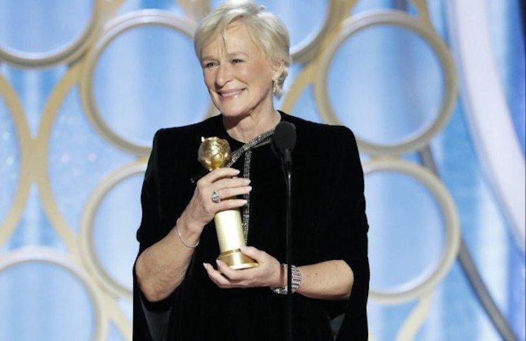 葛倫克蘿絲以《愛.欺》拿下金球獎影后寶座。