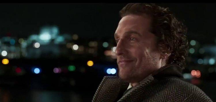 馬修麥康納 在《 紳士追殺令 》中飾演一名想要金盆洗手的毒梟。