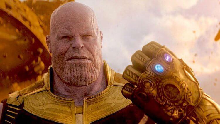 《復仇者聯盟:無限之戰》(Avengers: Infinity War) 劇照。