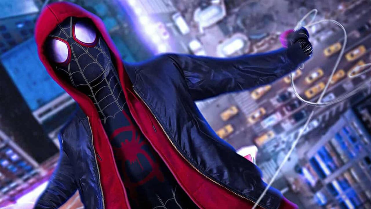 索尼推出的動畫電影《蜘蛛人:新宇宙》獲得第 76 屆金球獎殊榮。