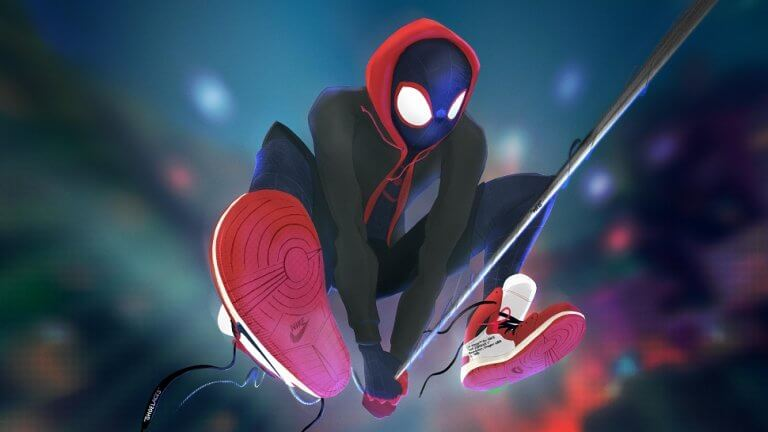 《蜘蛛人:新宇宙》(Spider-Man: Into the Spider-Verse)