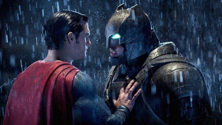 《蝙蝠俠對超人:正義曙光》DCEU最高票房紀錄即將被《水行俠》超越