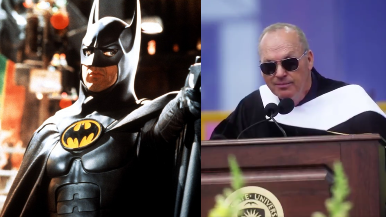 【電影背後】他要你永遠記得這件事:米高基頓是永遠的蝙蝠俠首圖