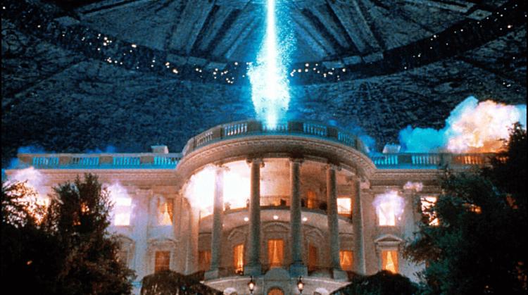 羅蘭艾默瑞奇 1996 年執導的《ID4 星際終結者》白宮毀滅被認為是視覺效果的里程碑,並獲得當年奧斯卡最佳視覺特效獎。