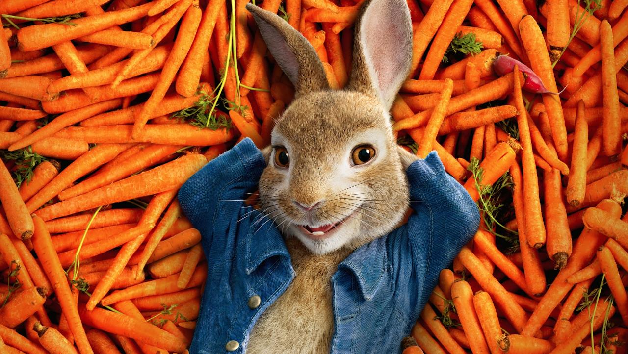【影評 – O探員試映回報】《比得兔》不只蘿蔔還有點洋蔥首圖