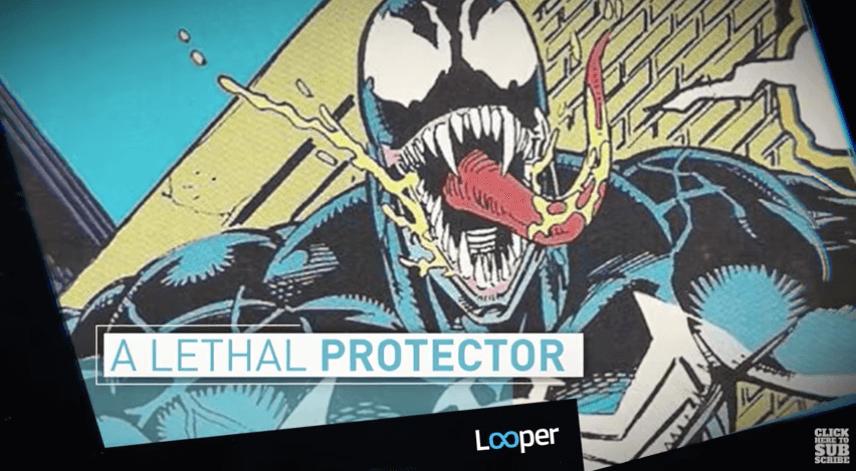 屌打蝙蝠俠 蜘蛛人宿敵 湯姆哈迪 主演的 反派英雄 電影 《猛毒》預告片解析
