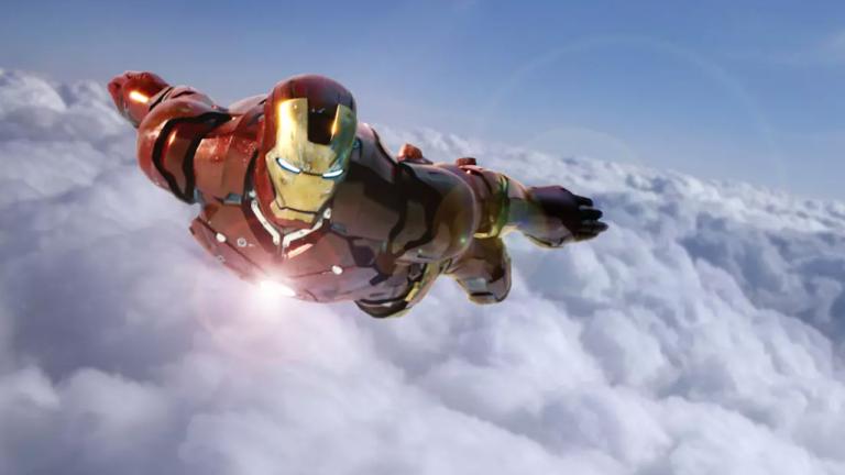 【電影背後】馬戲團閃開,這些特技機器人將要搶奪空中飛人們的工作