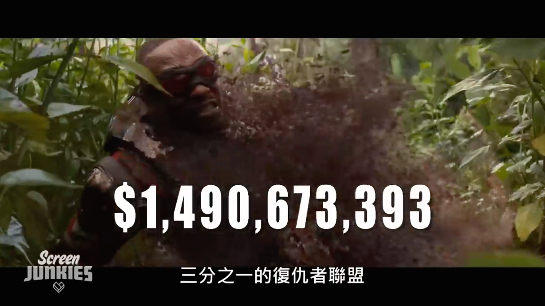 【 影音 】 誠實預告片 (電影老實說) ─ 《 復仇者聯盟:無限之戰 》