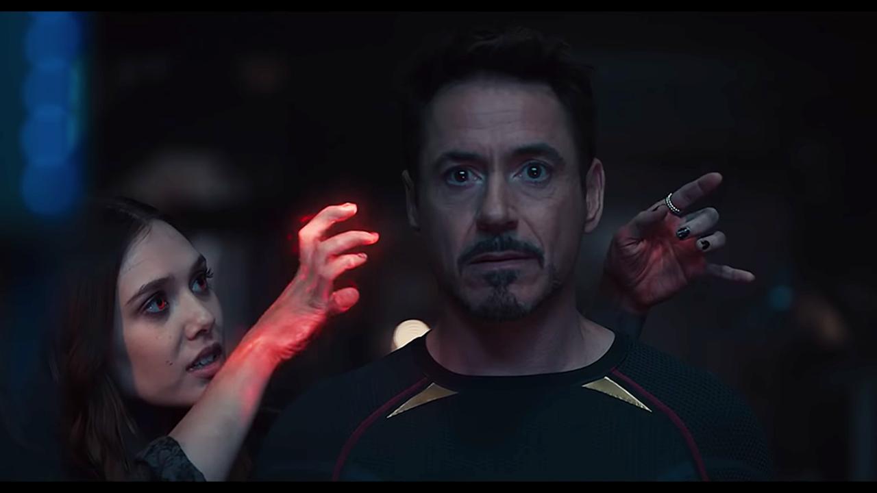 【復仇者聯盟】伊莉莎白歐森:東尼在《奧創紀元》所見幻象原非《無限之戰》的伏筆首圖