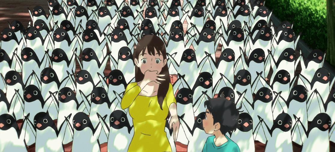 滿街的企鵝大遊行變成了「企鵝公路」!到底是怎麼一回事?